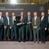 شركة الإمارات للسيارات-المركبات التجارية تحصد جائزتين عالميتين خلال مؤتمر مرسيدس-بنز-المركبات التجارية الشرق الأوسط 2018
