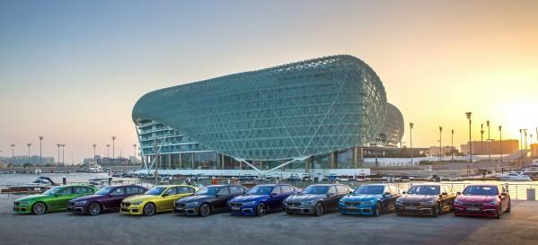 شركة أبوظبي موتورز بقيت الوكيل الحصري والموزّع المعتمد لمجموعة BMW الأفضل أداءً في الشرق الأوسط لعام 2017