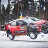 فريق أبوظبي العالمي يشارك بثلاث سيارات C3 WRC في رالي السويد