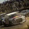 فريق EKS Audi Sport يستعد للمنافسة بقوة في بطولة World RX مع باكيرود وإكستروم