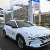أسطول منها يقوم برحلة طولها 190 كم على طريق سريع في كوريا  هيونداي تستعرض أول سيارة كهربائية ذاتية القيادة عاملة بخلايا الوقود  في العالم
