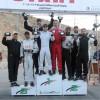 سالم وطعيمة والفلسطيني سعادة أبطال سباق السرعة الأول في البحر الميت