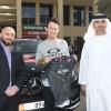 شركة الإمارات للسيارات تدعم طواف أبوظبي للدراجات 2018