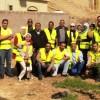بالتعاون مع هيئة شباب كلنا الأردن وإذاعة حياة اف ام  مبادرة مجتمع متكافل تزرع 1000 شجرة مثمرة في منطقة الأغوار الوسطى