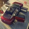 فولكس واجن تخطف الأضواء بعرض عالمي جديد في جنيف آي دي فيزيون – سيارة صالون تستشرف آفاق الغد