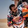 التغلب على الاجتفاف من أولويات رالي أبوظبي الصحراوي المدعوم من نيسان