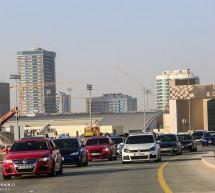 فعالية Dub Drive تعود من جديد: أكثر من 250 سيارة فولكس واجن تجوب طرقات دبي