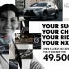 """خلال حملة تستمر لمدة 3 أسابيع  """"المركزية لكزس"""" تطرح """"لكزس NX 300h"""" 2018 بأسعار خاصة وحصرية"""