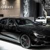 في معرض جنيف الدولي الـ 88 للسيارات مازيراتي تكشف النقاب في أوروبا عن نسخة نريسيمو من طرازات جيبلي وكواتروبورتي وليفانتي