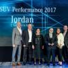 توفيق غرغور وأولاده – مرسيدس-بنز الأردن تظفر بجائزة أفضل نمو لسيارات الدفع الرباعي على مستوى الشرق الأوسط