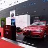 ألفا روميو تعرض الأناقة الإيطالية الفريدة من نوعها  لسيارة كوادريفوليو خلال أسبوع الموضة العربي