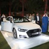 سيارة Audi A8 الجديدة تصل إلى صالات النابوده