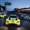 سيارة Aston Martin Vantage GTE الجديدة بصدد الظهور للمرة الأولى في سباق لومان للتحمّل 24 ساعة
