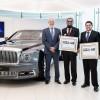 Bentley ترسي معايير دولية جديدة لخدمة العملاء  الاستثنائية في دبي
