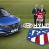 هيونداي موتور توقع شراكة عالمية مع نادي أتليتيكو مدريد الإسباني تمتد للعام 2021