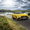 السيارة الجديدة Mercedes-AMG GT S Roadster .. سيارة مكشوفة جديدة تنضم إلى عائلة AMG GT