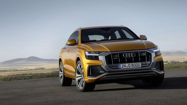سيارة Audi Q8: الوجه الجديد لعائلة Q