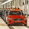 """أول سيارة تنتجها في مصنعها الجديد في الولايات المتحدة الأمريكية  """"فولفو للسيارات"""" تطلق """"S60"""" السيدان الرياضية الجديدة"""
