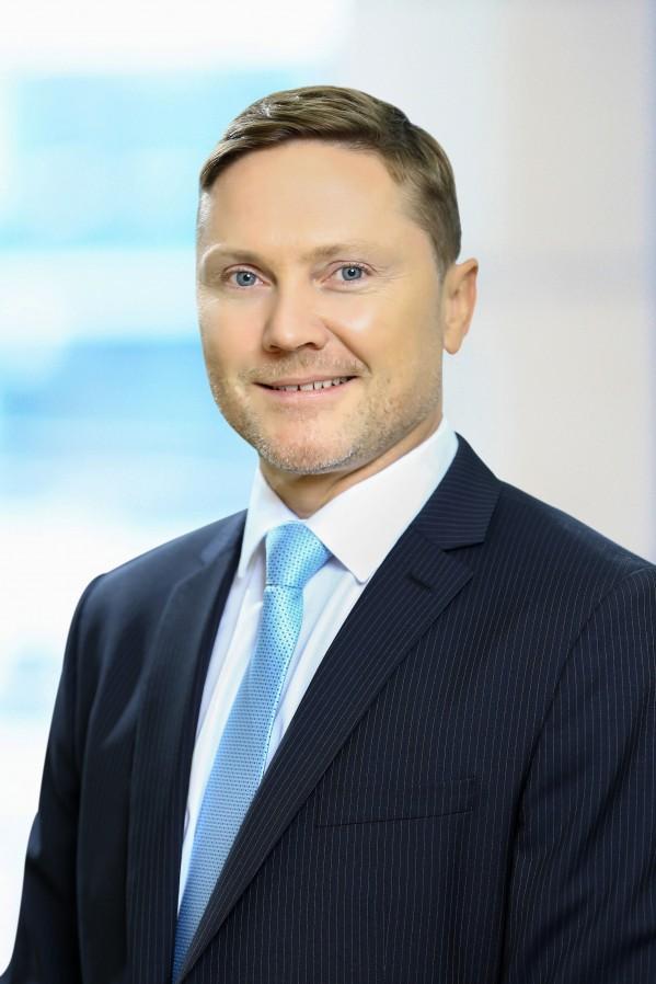 لورانس باتريك رئيساً تنفيذياً جديداً لمركز إمبريال كوليدج لندن للسكري