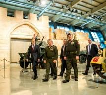 متحف الدبابات الملكي… الارث الوطني العريق