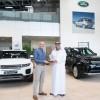 نادي دبي لسباقات الهجن يكرم الطاير للسيارات