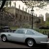 ASTON MARTIN تعيد ابتكار DB5 المتميزة في فيلم جولد فينجر من سلسلة أفلام جيمس بوند