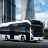 الحافلات الجديدة عديمة الانبعاثات تساهم في حماية البيئة والحفاظ على نقاوة الهواء هيونداي تكشف العام المقبل عن حافلاتها الكهربائية العاملة بخلايا وقود الهيدروجين