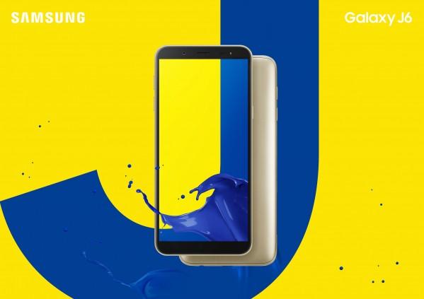 هاتف GALAXY J6 يقدم مستوى آخر من الإبداع