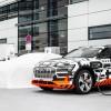 قيادة بلا حدود: خدمة شحن سيارة Audi e-tron تعزز المجموعة الواسعة من خيارات الشحن
