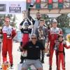 النجار والدسوقي والحموي وحبش أبطال الجولة الأخيرة من بطولة الأردن للكارتينغ
