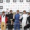السائقة السعودية ريما الجفالي تكتب التاريخ وتصعد منصة التتويج في بطولة تي آر دي 86 في مشاركتها الأولى