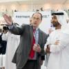 """سمو الشيخ محمد بن زايد يزور معرض ومؤتمر أبوظبي الدولي للبترول """" أديبك 2018 """""""