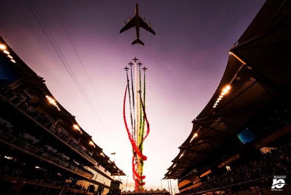 حلبة مرسى ياس تستضيف مئات المصورين المحترفين كل عام خلال سباق جائزة الاتحاد للطيران الكبرى للفورمولا1