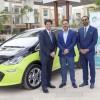"""جنرال موتورز توقع مذكرة تفاهم مع دايموند ديفيلوبرز مطور """"المدينة المستدامة"""" لتوعية أفراد المجتمع حول السيارات الكهربائية"""