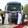 """""""سكانيا"""" تطلق جيلاً جديداً من الشاحنات في منطقة الخليج"""