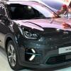 """كيا موتورز تقدم """"أي-نيرو"""" الكهربائية الجديدة التي تجمع بين الطابع العملي لسيارات كروس-أوفر والرفق بالبيئة في معرض باريس الدولي للسيارات"""