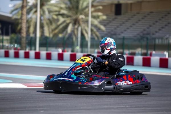 ياس كارت زون تقدم تجربة مميزة لعشاق رياضة سباقات الكارتينج في المنطقة والزوار القادمين من مختلف أنحاء العالم