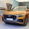 Audi Q8 الجديدة كلياً متوفرة الآن في صالات عرض أودي النابوده