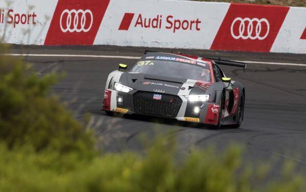 رقم جديد يسجله فريق Audi Sport لسباقات العملاء