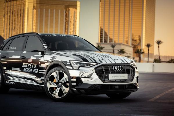 أودي تحوّل السيارة إلى منصة لتجربة الواقع الافتراضي في معرض الإلكترونيات المخصصة للمستهلكين (CES)