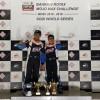 عيسى وعبد اللـه الدوسري ينهيان الجولة الرابعة  من بُطولة البحرين للكارتينغ في مراكز مُتقدمة