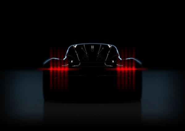 Aston Martin تكشف عن تفاصيل رسمية بخصوص عمليات إنتاج طرازها الجديد من السيارات الخارقة