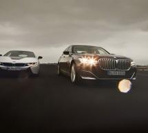 سيارة BMW الفئة السابعة الهجينة القابلة للشحن الجديدة تمنحك متعة قيادة سيارة كهربائية من الفئة الفاخرة