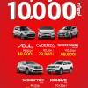 """عرض غير مسبوق لفترة محدودة  الماجد للسيارات تقدم لعملاء """"كيا"""" خصماً بقيمة 10 آلاف درهم إماراتي على موديلات 2019"""
