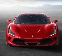 فيراري F8 Tributo: احتفاء بالتميّز عربون تقدير لأقوى سيّارة فيراري بمحرّك V8 الكشف عن الصور الأولى قبل الإطلاق الرسمي في 5 مارس في معرض جنيف للسيارات