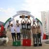 البحر الميت يشهد اقبال جماهيري كبير لمتابعة السباق  القرعان أولا والفلسطيني أبو دبور ثانيا وقبطي ثالثا في سباق الدفع الرباعي الأول