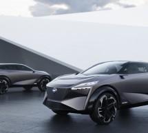 نيسان تكشف النقاب عن سيارةIMQالاختباريةفي معرض جنيف للسيارات 2019