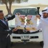 """في إطار التزام """"نيسان"""" برياضة السيارات في المنطقة """"نيسان"""" الراعي الرسمي لرالي أبوظبي الصحراوي للعام السادس عشر على التوالي"""