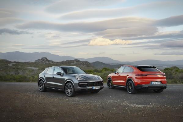 تصميم جديد للهيكل يُضاف إلى مجموعة السيارات الرياضية متعددة الاستعمالات بورشه تقدّم سيارة كايان كوبيه