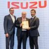 القدرة لتجارة السيارات ايسوزو الأردن تحصد ثلاث جوائز من ايسوزو العالمية